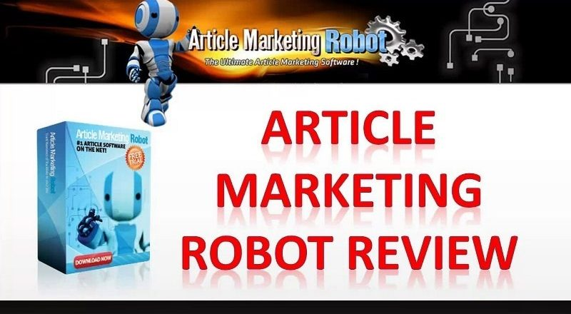 Article Marketing Robot Review - Is it Worth Buying AMR?