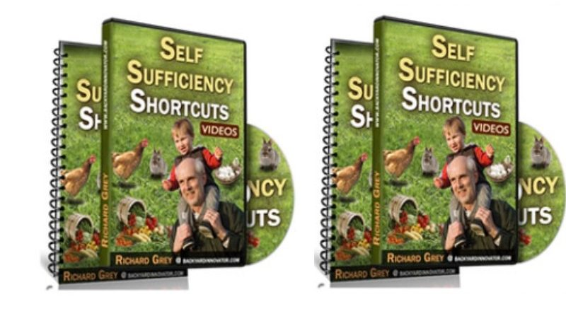 Self Sufficiency Shortcuts Review - Richard Grey's Survival Food System